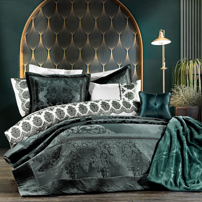 Zebra Casa - Lucy Çeyiz Seti Yeşil